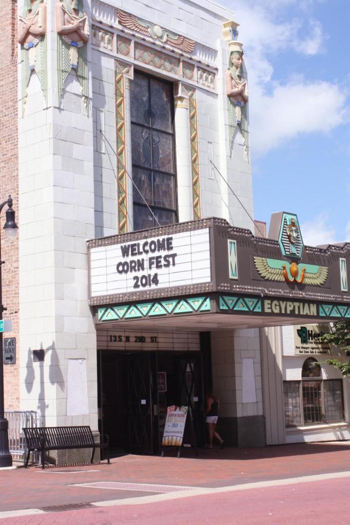 DeKalb, IL Corn Festival, August 2014