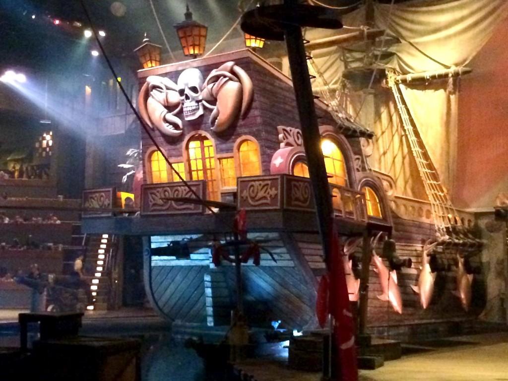 "Aargh Ye Matey ""Tis A Pirate Ship I See"