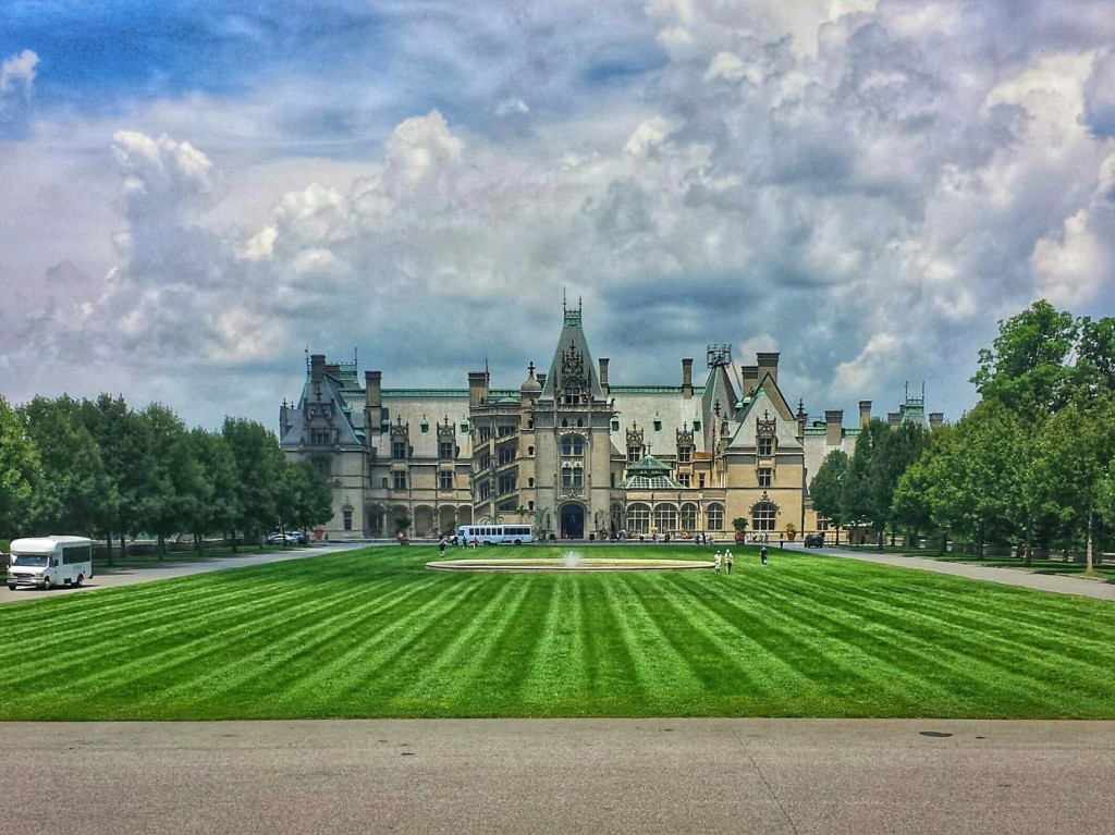 The Biltmore Estate, Asheville, NC; photo © Nic Blaski June 2015