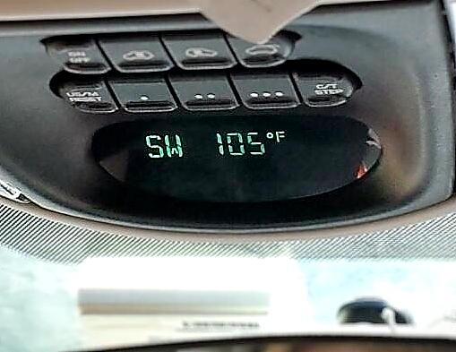 SW stands for Sweltering, Photo © Nic Blaski June 2015