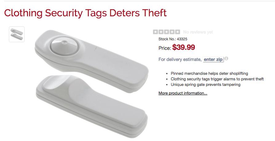 Anti-Theft Device