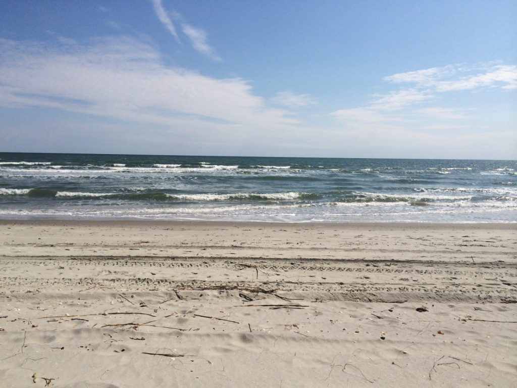 North Myrtle Beach in March