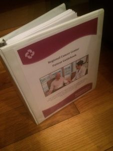 binder with chemo info